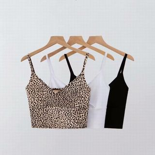 Hollahop - Cropped Camisole Top