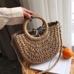 Kunado - Woven Crossbody Bag