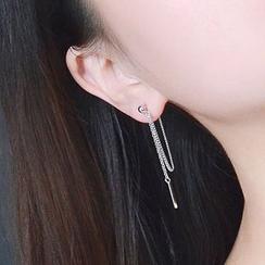 Bling Thing - 链条耳环