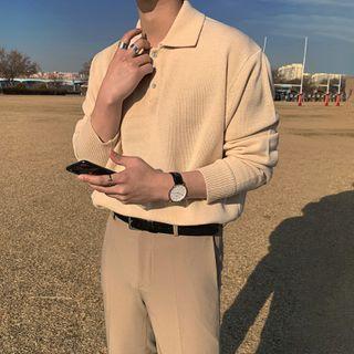 MRCYC - Polo Sweater