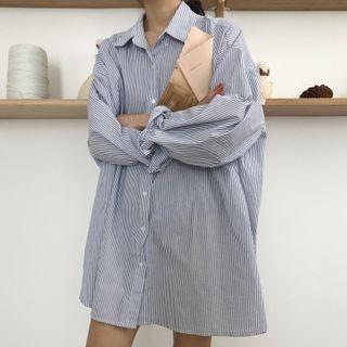 Ashlee - Striped Shirt