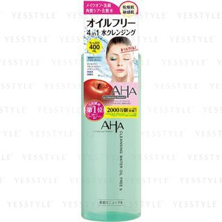 BCL - AHA Cleansing Water Oil Free B
