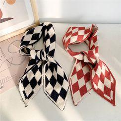 Digesida - 格子围巾