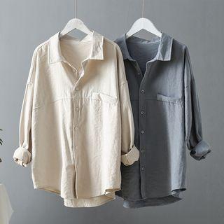 JOEJOE - Plain Shirt