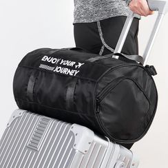 Evorest Bags - Lettering Travel Duffle Bag