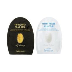23 years old - Cocoon Silky Mask 1pc (2 Types)