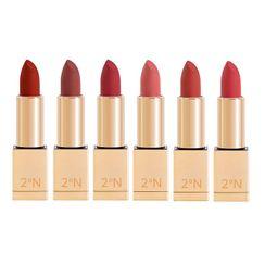 2aN - Blando Velvet Rouge - 6 Colors
