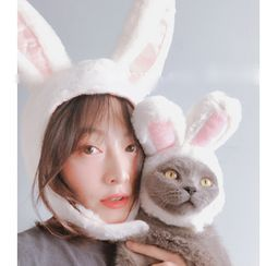 Catland - Rabbit Ear Pet Hat