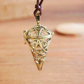 Nisen - Fragrance Sachet Pendant Necklace