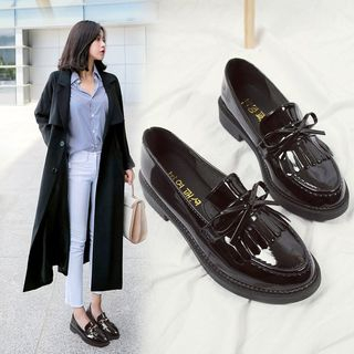YIVIS - Fringe Loafers