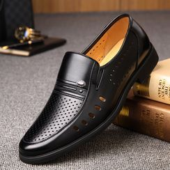 Fresser - Faux Leather Loafers