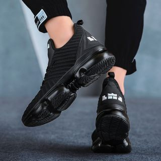 MARTUCCI - Platform Lace-Up Sneakers