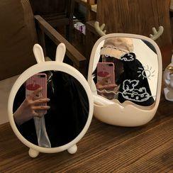 Michu - Animal Ear / Horn Desktop Mirror