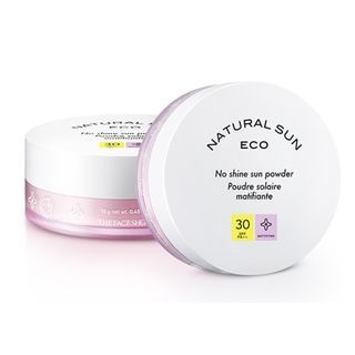 THE FACE SHOP - Natural Sun Eco No Shine Sun Powder