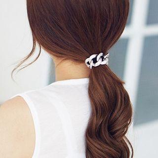 SUGAR STUDIO  - Chain Hair Tie
