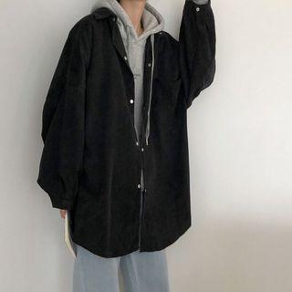Moon City - 灯芯绒衬衫