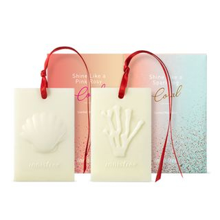innisfree - Scented Wax Tablet Jeju Coral Collection - 2 Types