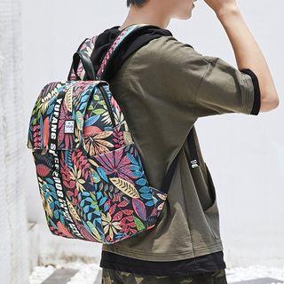 GADOT - Print Backpack