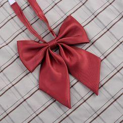 Prodigy - 纯色蝴蝶结领带
