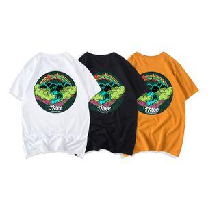 JECKO(ジェッコ) - Short-Sleeve Printed T-Shirt