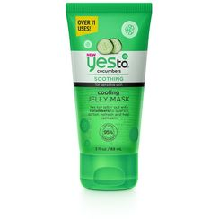 Yes To - Yes to Cucumbers Cooling Jelly Mask