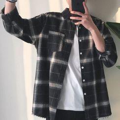 Wewewow - Plaid Shirt