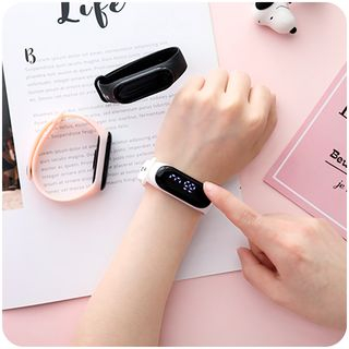 Chimi Chimi - Silicone LED Sport Watch