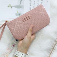 Kunado - Applique Long Zip Wallet