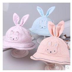FROME - Kids Rabbit Ear Bucket Hat