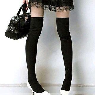 Loville - Thigh High Socks