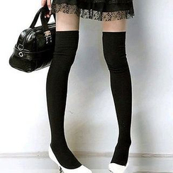 Loville - Thigh High Socks