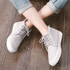 Mrlin - High Top Sneakers