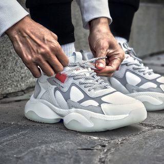 Auxen - 系带休閒鞋