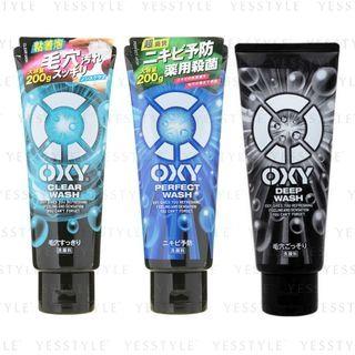 樂敦曼秀雷敦 - OXY 洗面奶 200g - 3 款