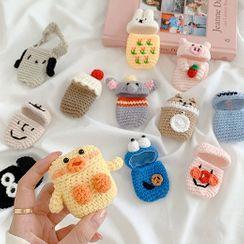 TinyGal - Yarn AirPods Earphone Case