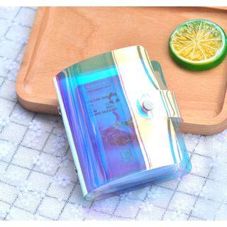 PIXON - Iridescent Card Holder