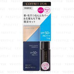 Kanebo 佳麗保 - Coffret D'or Skin Illusion Primer UV SPF 50+ PA+++ Limited Set