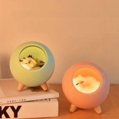 Cloud Forest - 貓貓夜燈