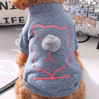 Salonga - Pom Pom Bear Pet Top