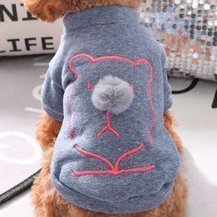 Salonga - 毛毛球熊宠物上衣