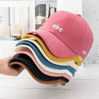 riverain - 刺绣棒球帽