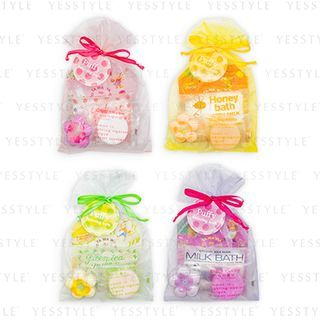 CHARLEY - Puffy Bath Set - 4 Types