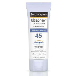 Neutrogena - Ultra Sheer Dry-Touch Sunscreen SPF 45