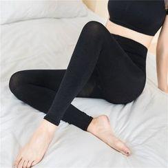 Meigo - 纯色窄身裤