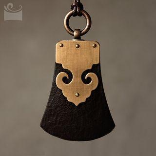 Zeno - 木制项链