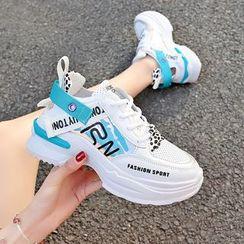 Chunki - 厚底休閒鞋