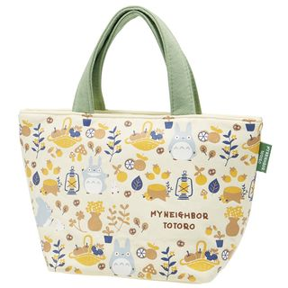 Skater - My Neighbor Totoro Sweat Tote Lunch Bag S