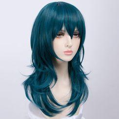 HSIU - 火焰之紋章風花雪月貝雷特角色扮演假髪