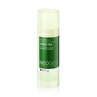 NEOGEN(ネオジェン) - 皮膚科監修 リアルフレッシュクレンジングスティック グリーンティー 80g