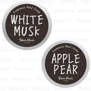 John's Blend - Fragrance Hand Cream 70g - 5 Types